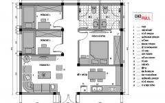 Layout interior 21